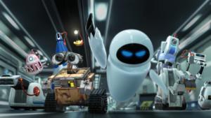 Wall-E - Der Letzte räumt die Erde auf